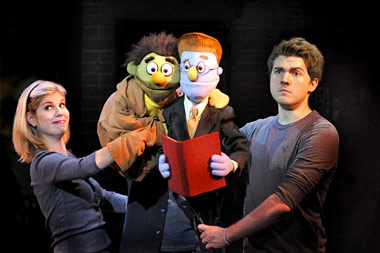 Avenue Q Christmas Eve.Powerarts Projects Avenue Q Musical