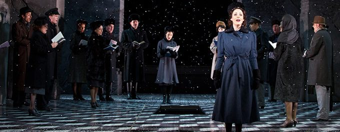 Doctor Zhivago Comes to Brisbane
